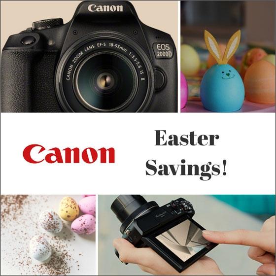 Canon Sale Banner
