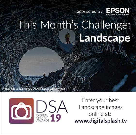 Digital Splash Awards 2019 Landscape