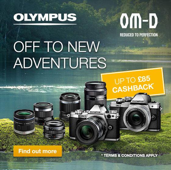 Olympus Summer Cashback - ends 15/07/17