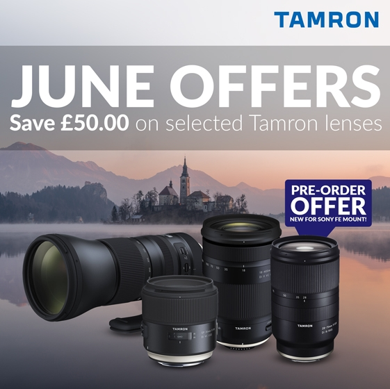 Tamron June Offers