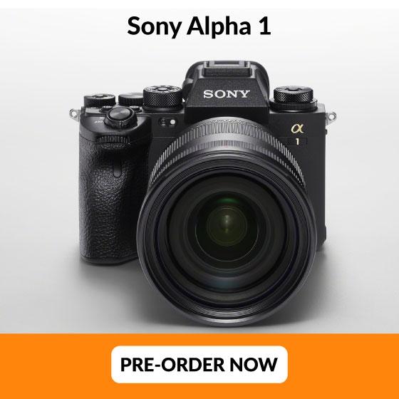 Sony Alpha 1 Pre-order