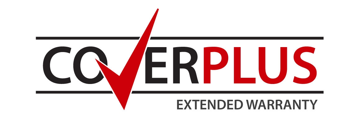 3 year Coverplus extended warranty logo