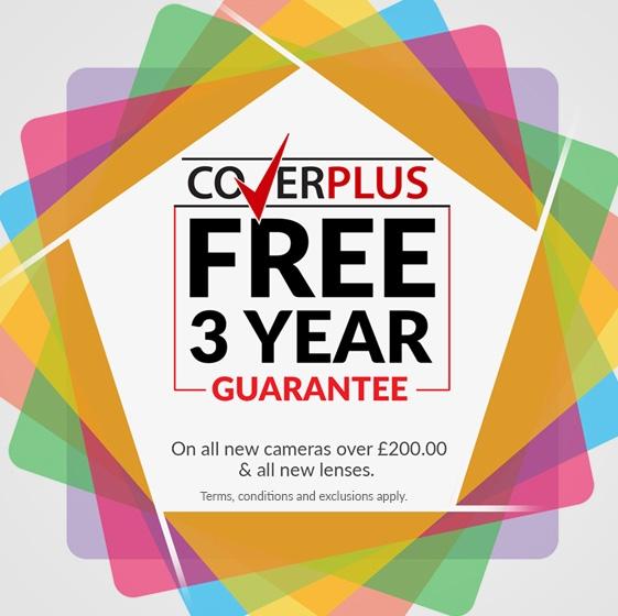 Free 3 Year Warranty