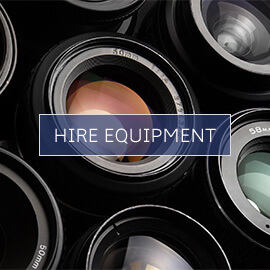 Hire equipment
