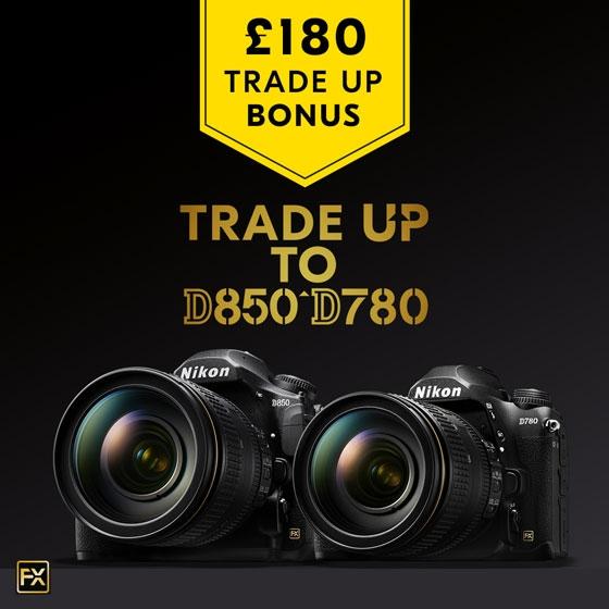 Nikon part-ex bonus banner