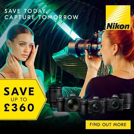 Nikon Z5 sale - save £135