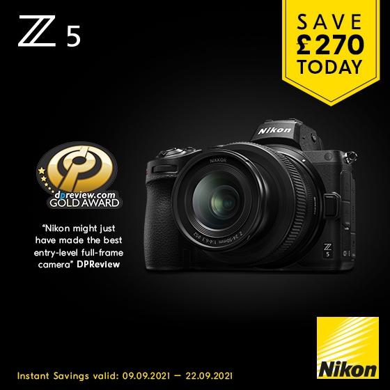 Nikon Z5 Sale