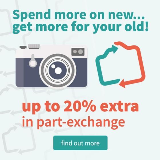 part-exchange summer bonus banner