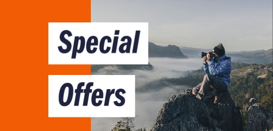 Sale and special offers at Wilkinson Cameras