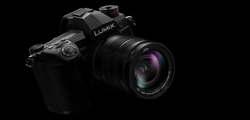Panasonic Lumix G9 & Leica 12-60mm