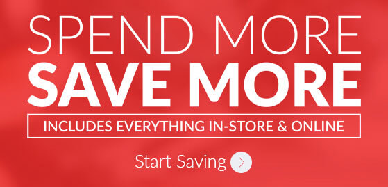 Spend & Save Sale