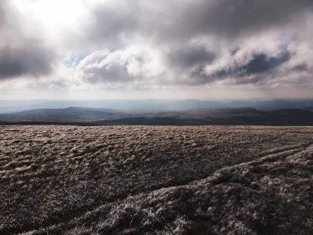 Brecon Beacons National Park, South Wales. Top 12 Autumnal Landscape Locations