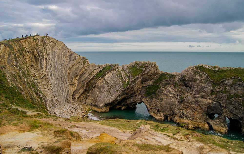 Durdle Door, Jurassic Coast, East Devon to Dorset. Top 12 Autumnal Landscape Locations