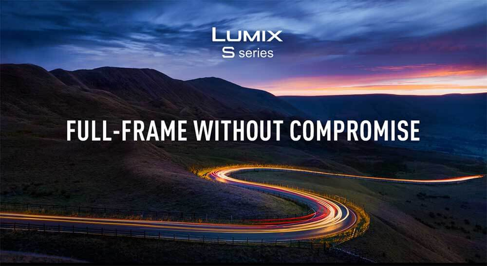 Panasonic Lumix S - Full Frame without compromise